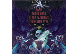 NAAM/WHITE HILLS/BLACK RAINBOWS/FLYING EYES - 4-Way Split - (CD)