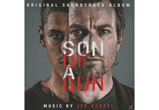Jed Ost/kurzel - Son Of A Gun - (CD)