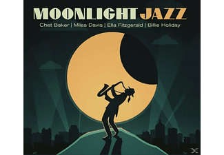 VARIOUS - Moonlight Jazz - (CD)
