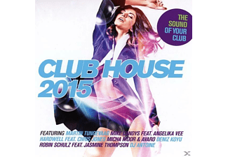 VARIOUS - Club House 2015 - (CD)
