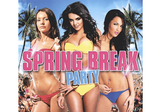 VARIOUS - Spring Break Party [CD]