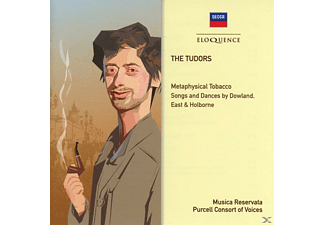 Morrow/Burgess/Mus.Reservata/Purcell Consort - The Tudors: Metaphysical Tobacco - (CD)