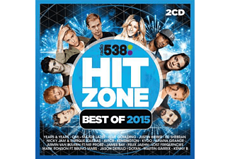 Various - 538 Hitzone Best Of 2015 | CD