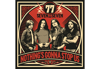 77 - Nothing's Gonna Stop Us - (CD)