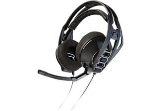 PLANTRONICS RIG 500HS Offizielle Playstation 4 Lizenz, Gaming-Headset, Schwarz
