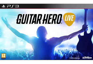 ARAL Guitar Hero Live PS3