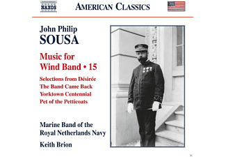 Marine Band Of The Royal Netherlands Navy - Music For Wind Band Vol. 15 - (CD)