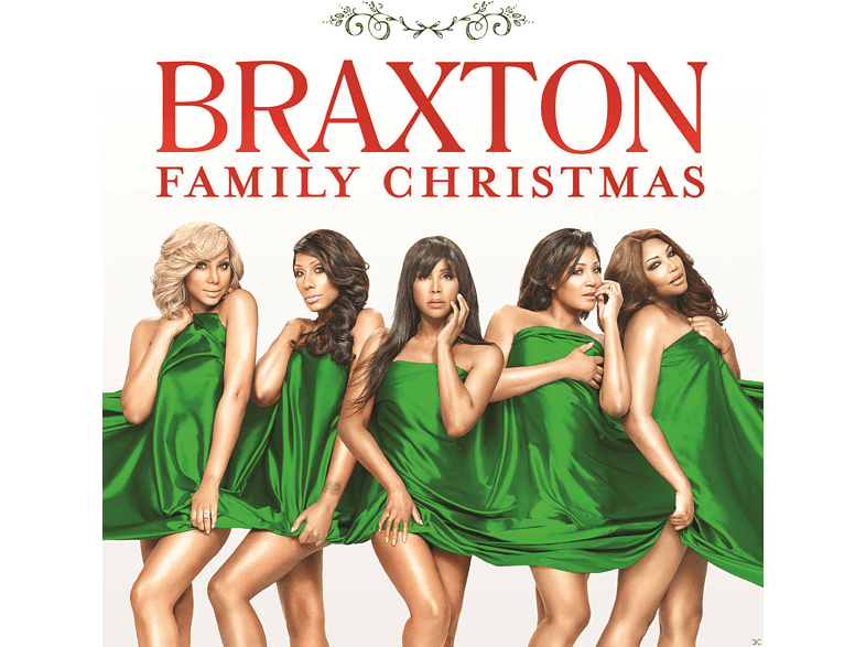 The Braxtons - Braxton Family Christmas [CD]