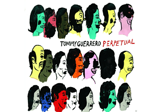 Tommy Guerrero - Perpetual [CD]
