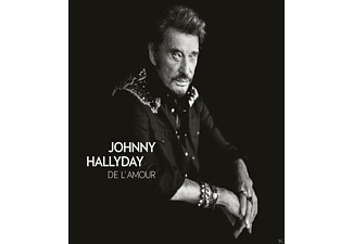 Johnny Hallyday - De l'Amour Collector CD