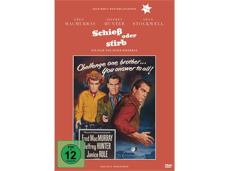 Schieß oder stirb! (Edition Western-Legenden #34)  [DVD]
