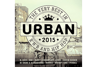 VARIOUS - Urban 2015 - The Very Best in R'n'b and Hip Hop - (CD)