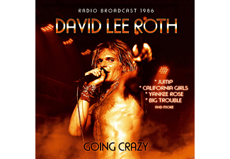 David Lee Roth - Going Crazy/Radio Broadcast - (CD)