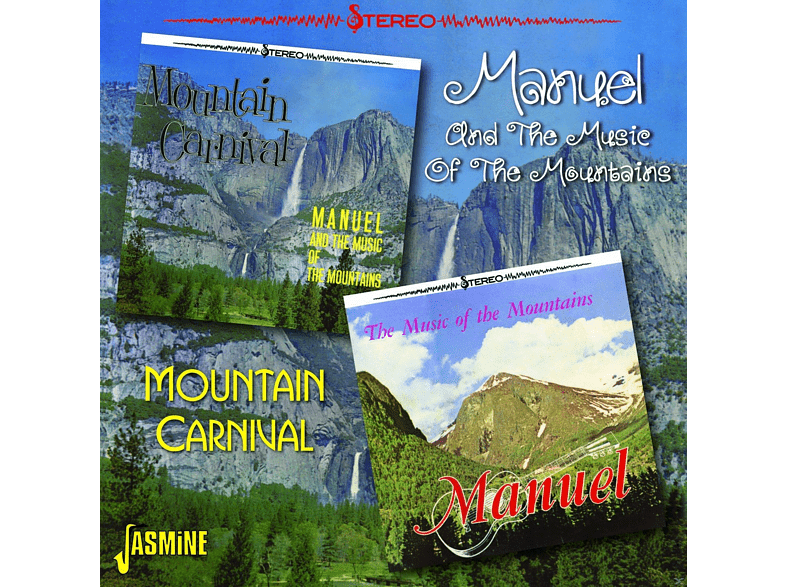 Manuel And The Music Of The Mountains - Mountain Carnival [CD]