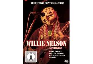 Various - Willie Nelson & Friends - (DVD)