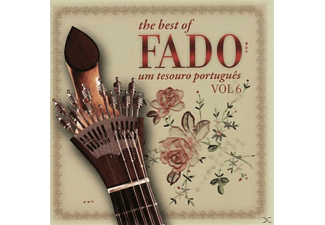 VARIOUS - The Best Of Fado – Um Tesouro Português Vol.6 - (CD)