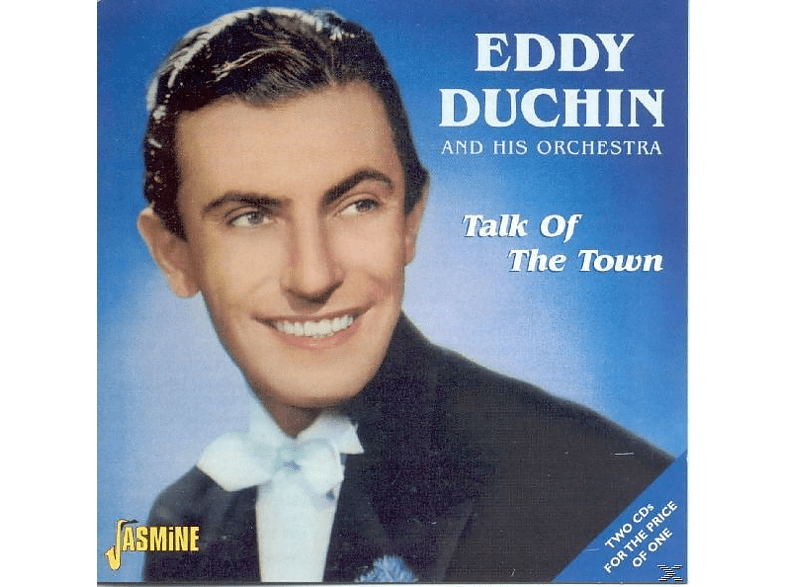 Eddy Duchin - Talk Of The Town [CD]