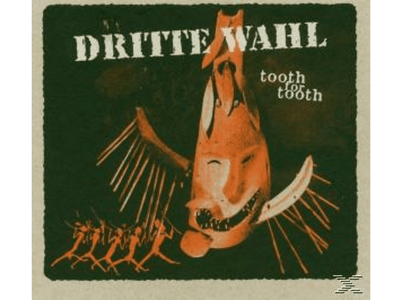 Dritte Wahl - Tooth For Tooth [CD]
