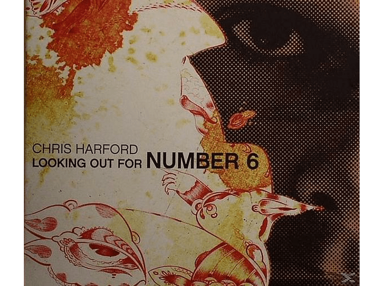Chris Harford - Looking Out For Number 6 [CD]