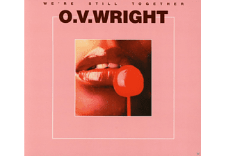 O.V. Wright - We're Still Together - (CD)