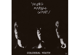 Young Marble Giants - Colossal Youth (Exp.Edt) - (CD)