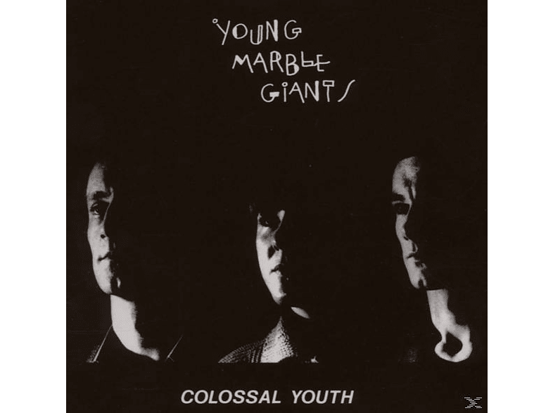 Young Marble Giants - Colossal Youth (Exp.Edt) [CD]