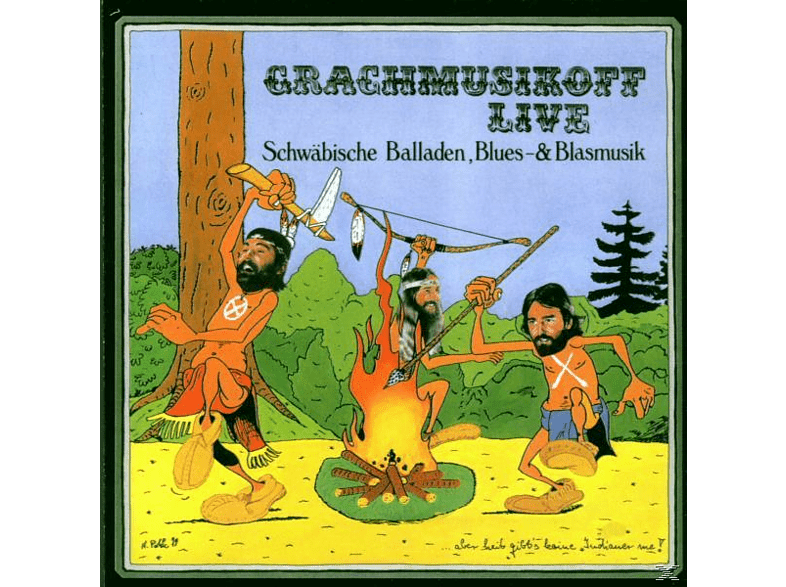 Grachmusikoff - Live [CD]