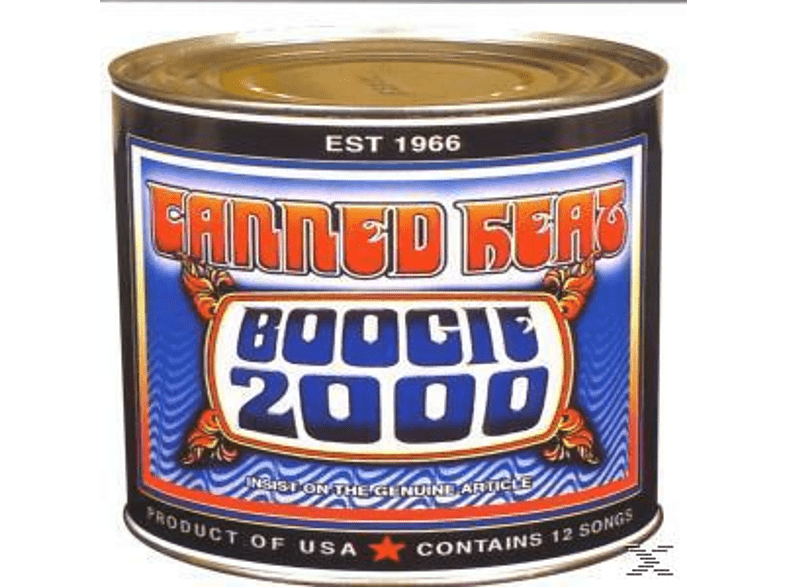 Canned Heat - Boogie 2000 [CD]