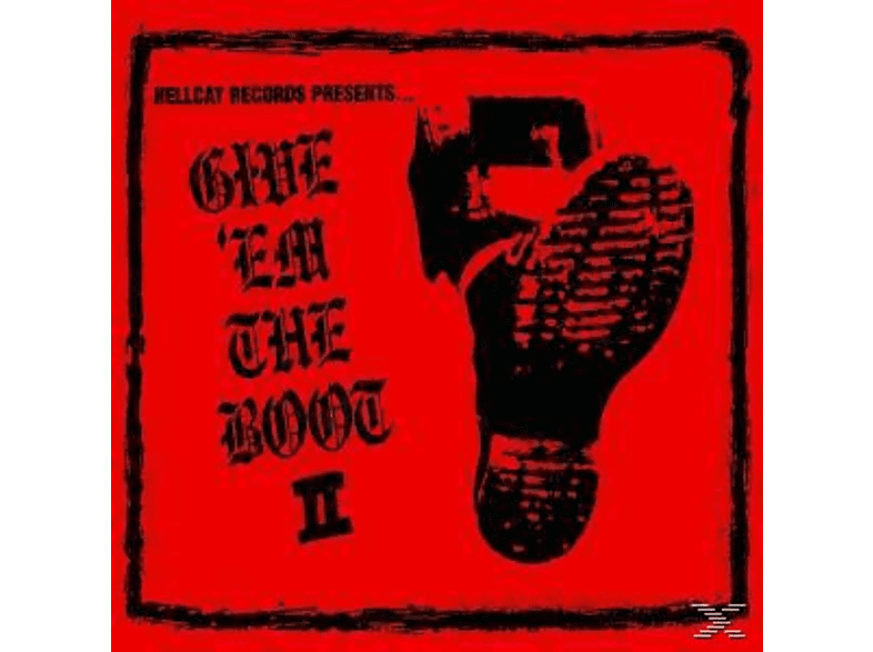 VARIOUS - Give 'em The Boot 2 [CD]