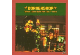 Cornershop - When I Was Born For The 7th Time - (CD)