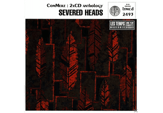 Severed Heads - Commerz - (CD)