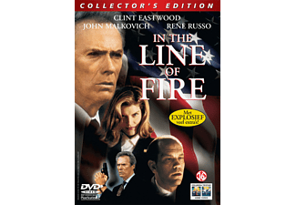 In the Line of Fire - DVD