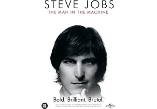 Steve Jobs - The Man In The Machine | DVD