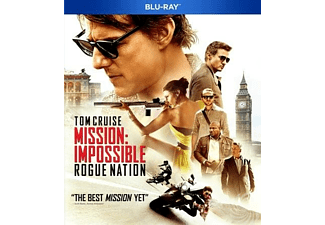 Mission: Impossible 5 - Rogue Nation | Blu-ray