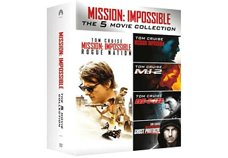 Mission Impossible 1-5 | DVD
