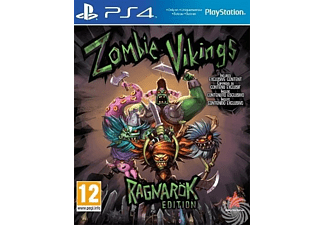 Zombie Vikings | PlayStation 4