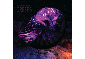 Indian Handcrafts - Creeps - (CD)
