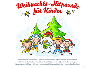VARIOUS - Kinder Weihnachts Hitparade - (CD)