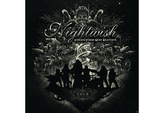 Nightwish - Endless Forms Most Beautiful (Tour Edition) - (CD + DVD Video)