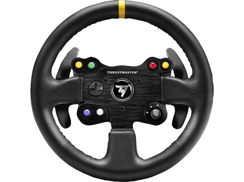THRUSTMASTER Leather 28 GT Wheel AddOn (PS4 / PS3 / Xbox One / PC)