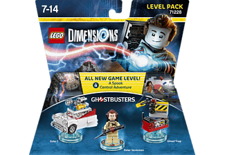 LEGO DIMENSIONS LEGO Dimensions Level Pack - Ghostbusters Spielfiguren