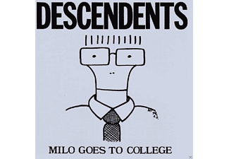 Descendents - Milo Goes To College - (CD)