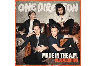 One Direction - Made in the A.M. (Deluxe Edition) - (CD)