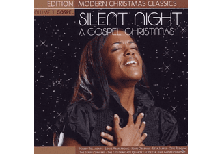 VARIOUS - Silent Night (A Gospel Christmas) - (CD)