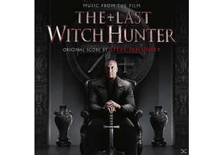 VARIOUS, Steve Jablonsky - The Last Witch Hunter - (CD)