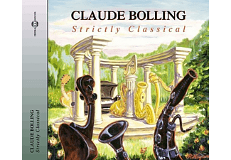 Claude Bolling - Strictly Classical - (CD)