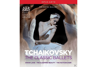 Ovsyanikov/Royal Opera House, Royal Ballet - The Classic Ballets - (Blu-ray)
