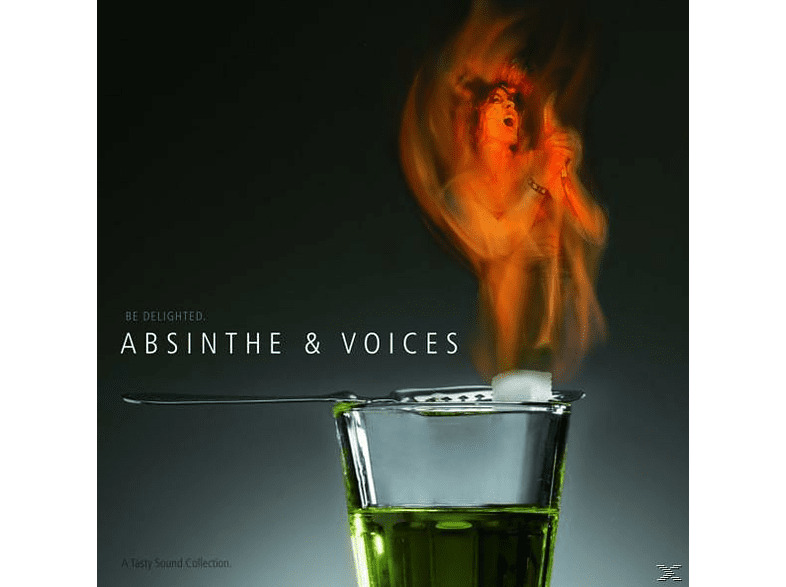 VARIOUS - A Tasty Sound Collection: Absinthe & Voices [CD]