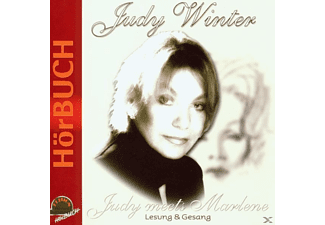 Judy Winter - Judy Meets Marlene - (CD)