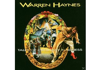 Warren Haynes - Tales Of Ordinary Madness - (CD)